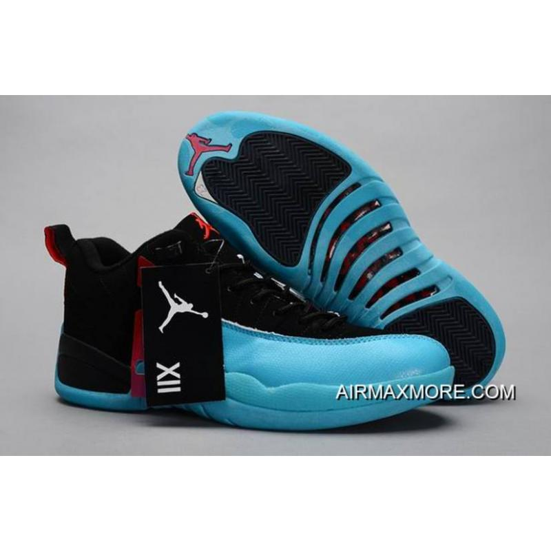"""outlet store f2c30 042ad New Air Jordan 12 Low """"Gamma Blue"""" New Style ..."""