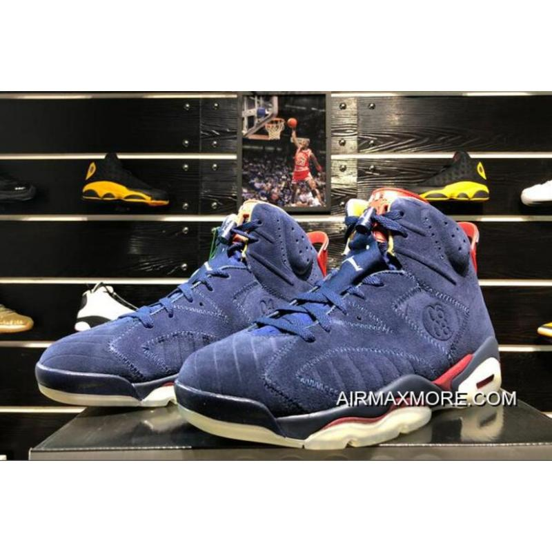newest c15d2 5a969 Super Deals Air Jordan 6 DB Doernbecher ...