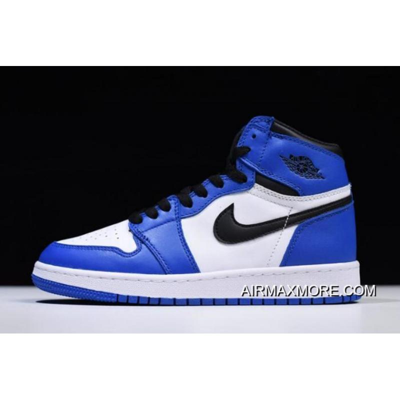 "half off 55ea1 fff9a Best Girls Air Jordan 1 High OG ""Game Royal"""