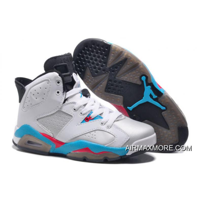 newest a55f3 e26f0 ... new zealand discount new air jordan 6 gs white blue red 82350 36761  amazon where to buy the air jordan 13 low brave blue this saturday yomzansi  ...