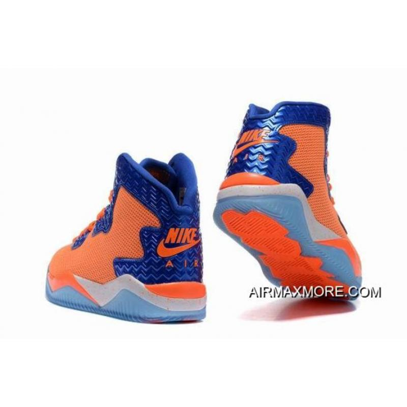 "d6a02c3642bc ... For Sale New Jordan Air Spike 40 Forty PE ""Total Orange"" Total Orange"
