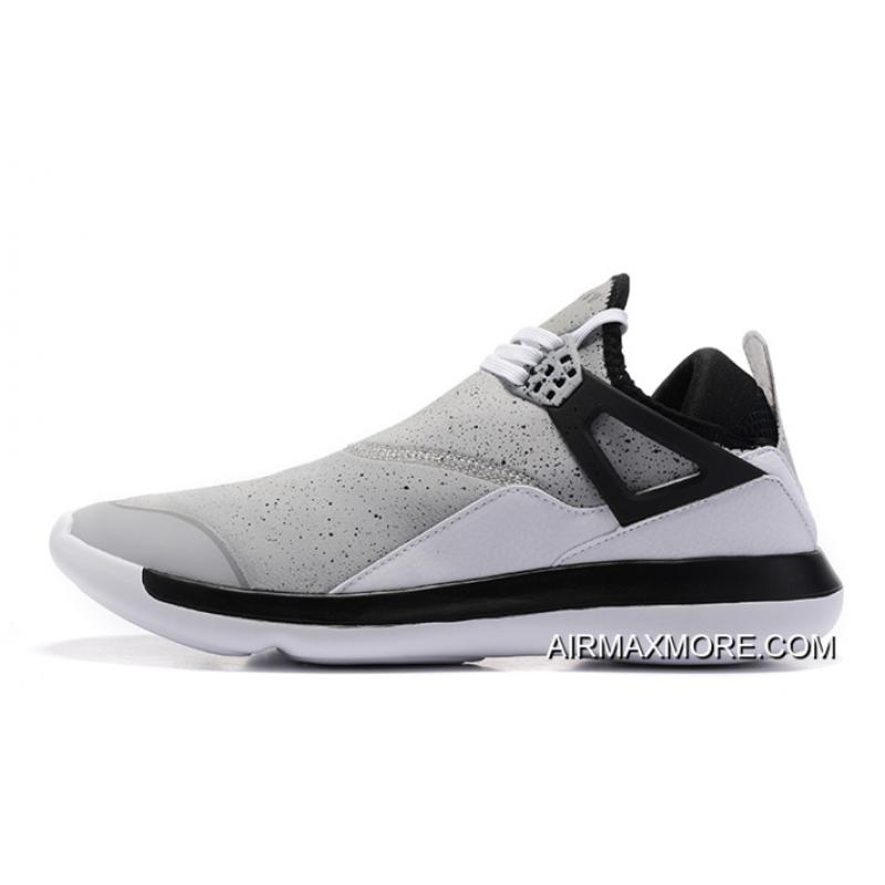"""new product 4d44d 91131 ... New Jordan Fly  89 AJ4 """"White Cement"""" Big Discount ..."""