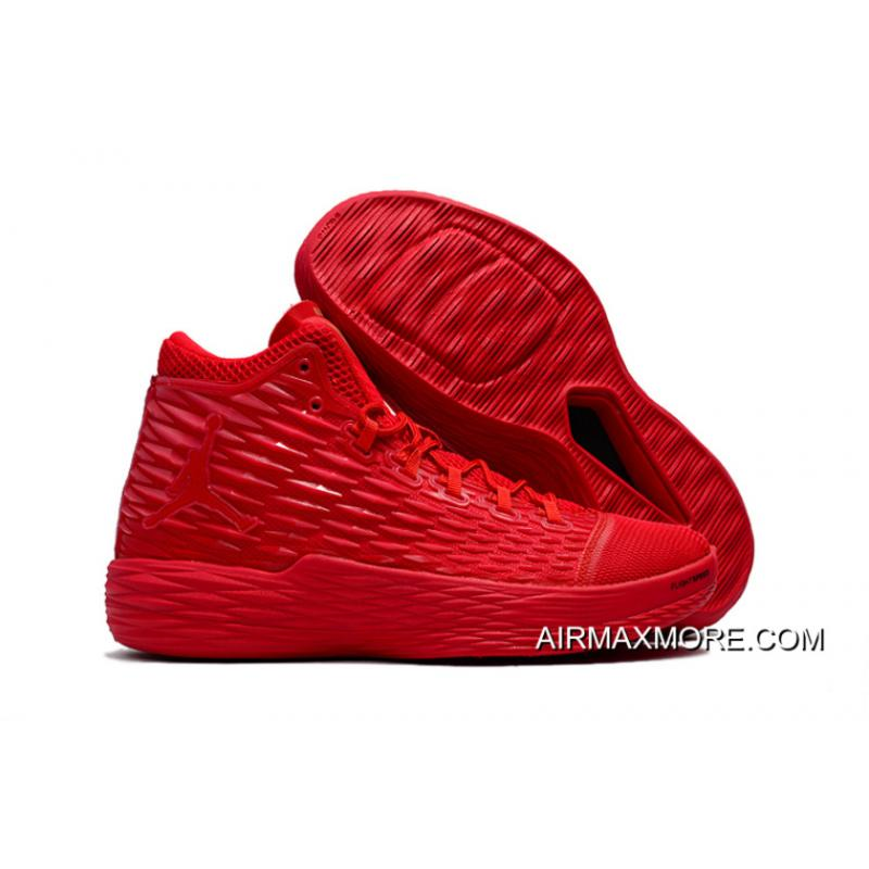 "c169a2a7ba4ae1 Buy Now New Jordan Melo M13 ""Gym Red"" ..."