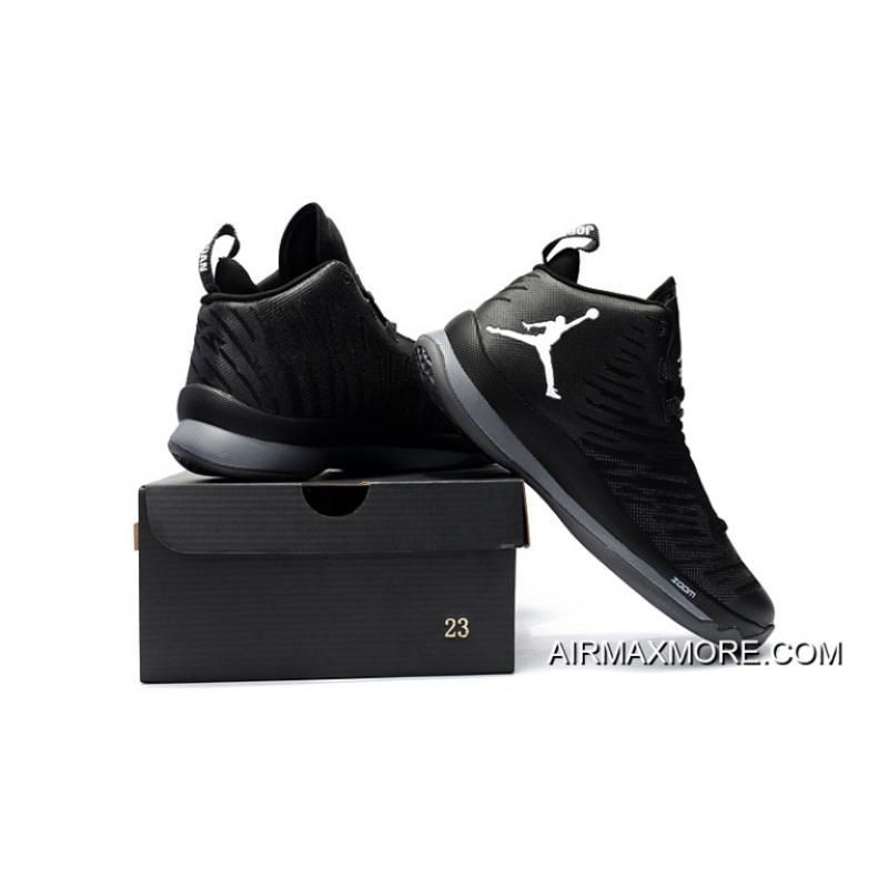 1cf2ef5ff7e3 ... New Jordan Super.Fly 5 X Black White Super Deals