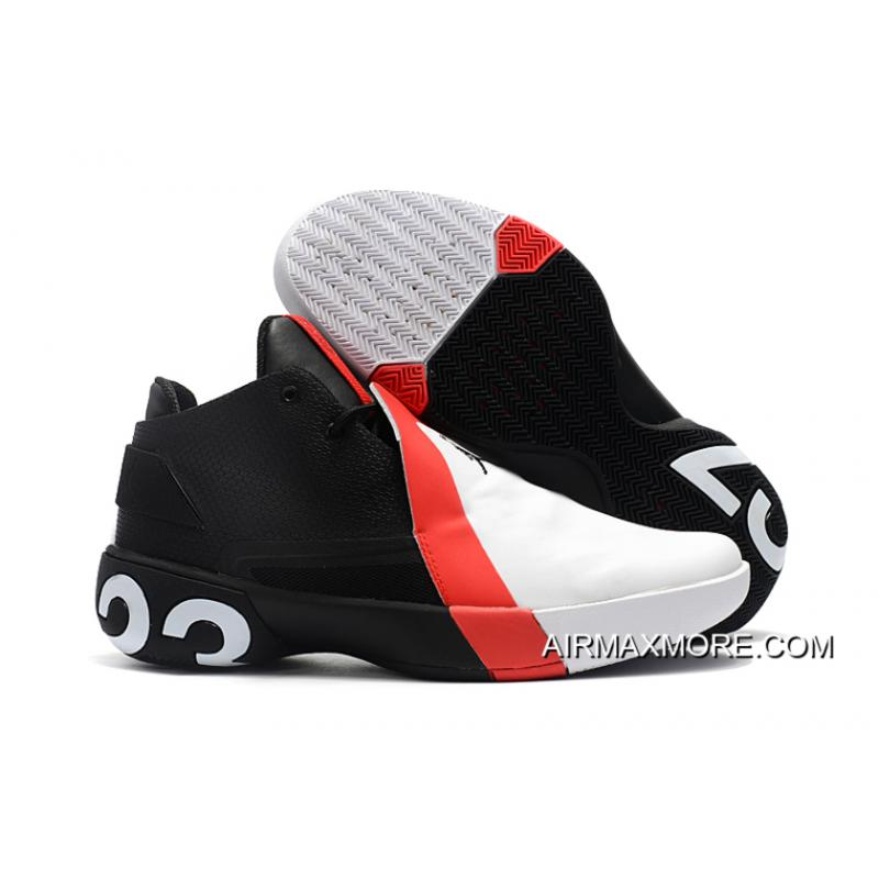 newest 0dcbc 730d4 Outlet New Jordan Ultra Fly 3 Black Infrared 23 ...