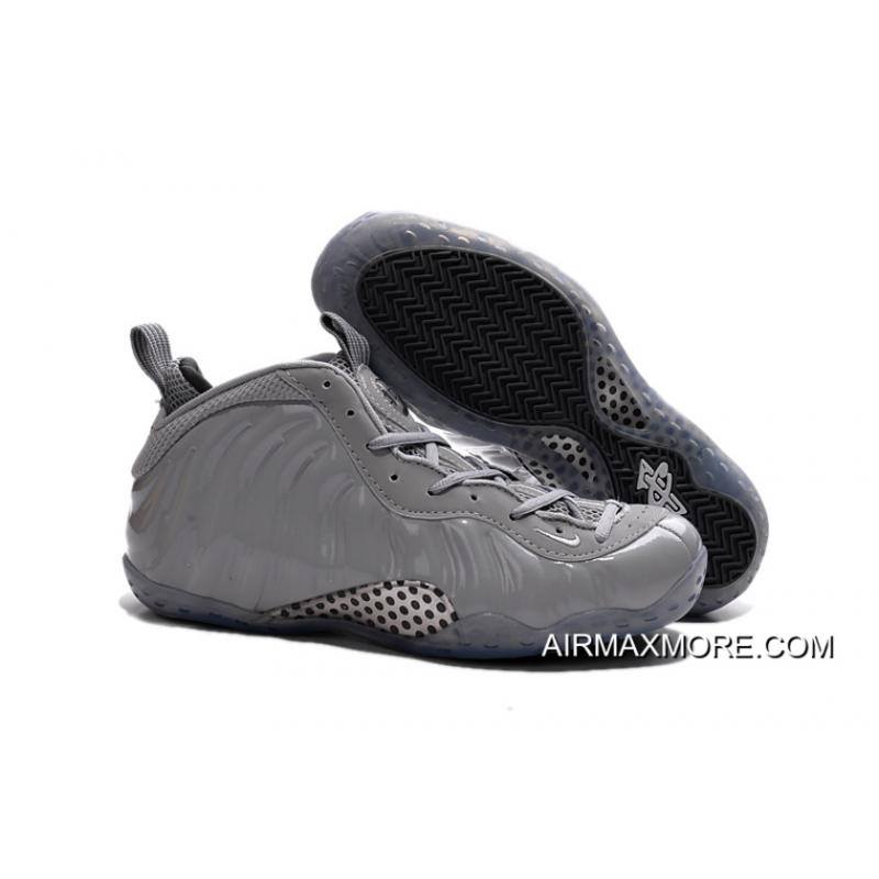"super popular acad6 a49f9 Nike Air Foamposite One Premium ""Wolf Grey"" New Year Deals"