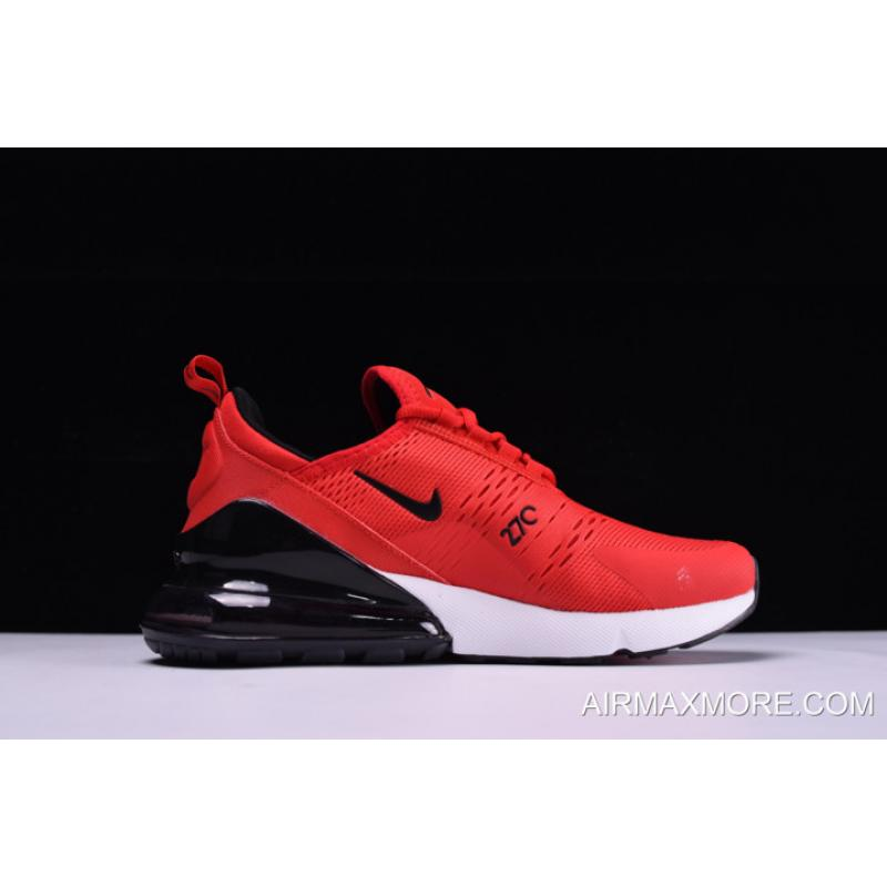 9ae487e243116 ... sweden reduced nike air max 270 red black white new release 81d55 13be0  94ae2 5948a