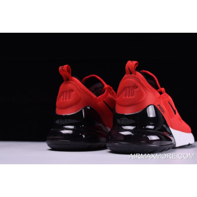 502b966e3543c ... reduced nike air max 270 red black white new release be708 ee683