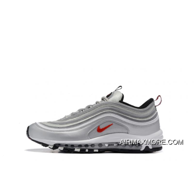 "quality design 31c93 e6ccc Nike Air Max 97 OG QS ""Silver Bullet"" Super Deals"