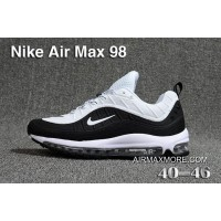 newest 6217e a532d Men Nike Air Max 98 Running Shoes KPU SKU 72901-355 Outlet