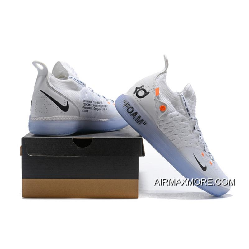 wholesale dealer b2fa9 4f015 ... New Style Off-White X Nike KD 11 Kevin Durant s Basketball Shoes ...