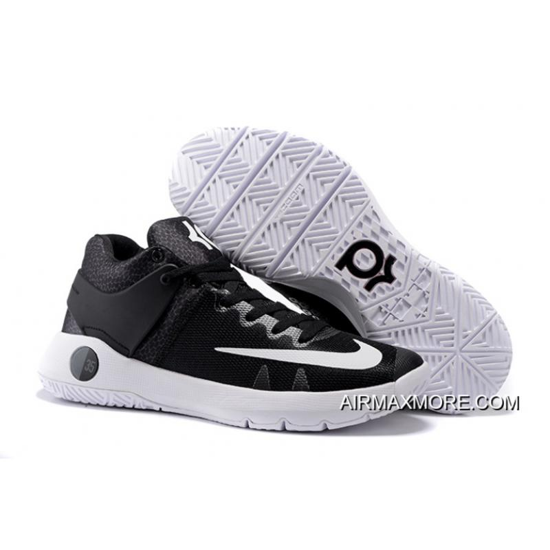 0b4b5d32eb7b Nike KD Trey 5 IV Black Dark Grey White Best ...