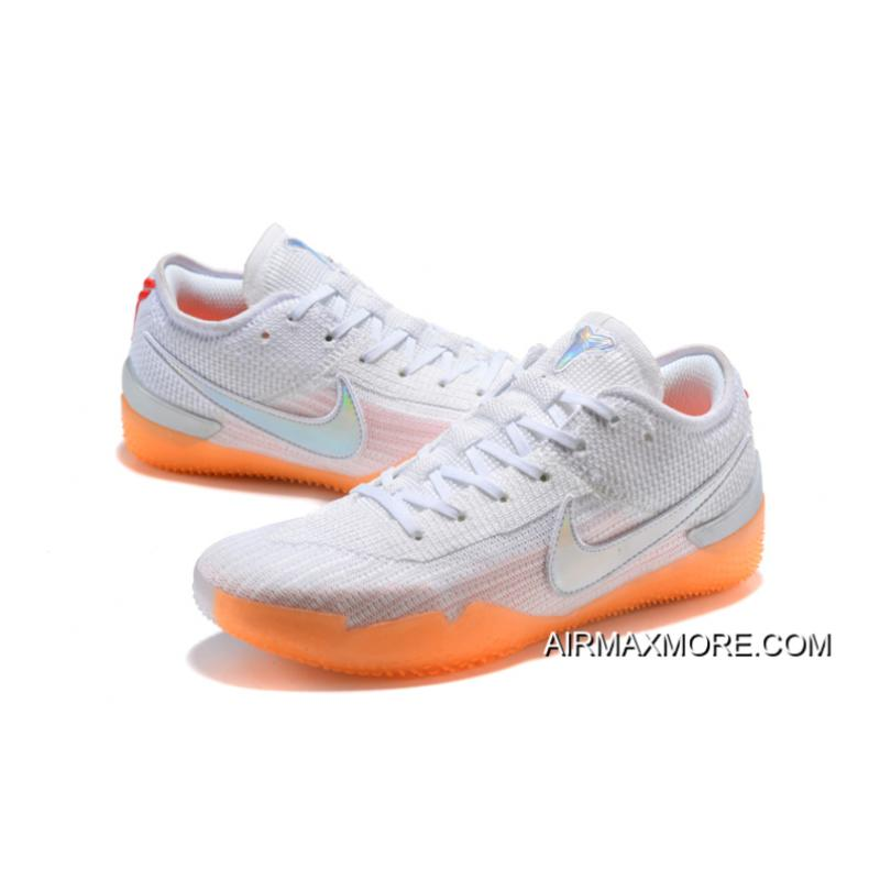 "c92dcc8b7087 ... Top Deals Nike Kobe AD NXT 360 ""Infrared"" White Black-Infrared 23 ..."