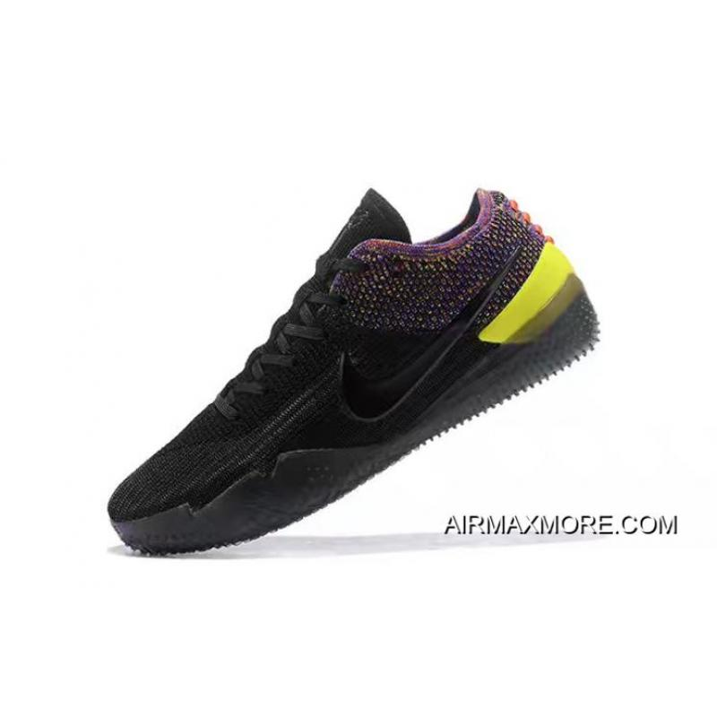 ed616a94d3689 ... where can i buy new release nike kobe ad nxt 360 black multicolor 08b42  4231e