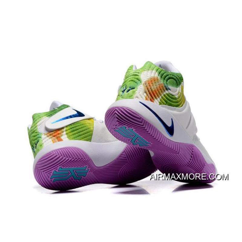 1bce53dad4a617 ... discount code for new release nike kyrie 2 easter white hyper jade  urban lilac 6146a 6f6d2