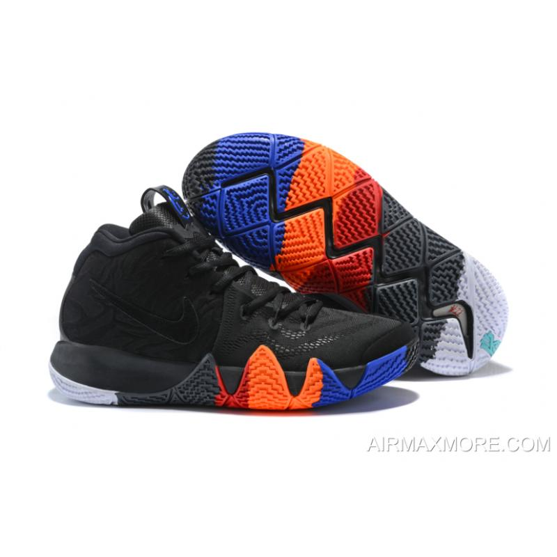 """promo code 9bf93 54264 Best Nike Kyrie 4 """"Year Of The Monkey"""" Anthracite/Black"""