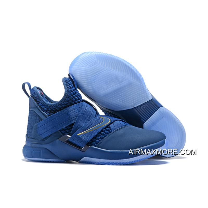 """c3e09be75e1 Nike LeBron Soldier 12 """"Agimat"""" New Year Deals ..."""