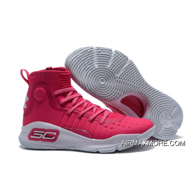 552f65ce63c Copuon Under Armour Curry 4 Pink White ...
