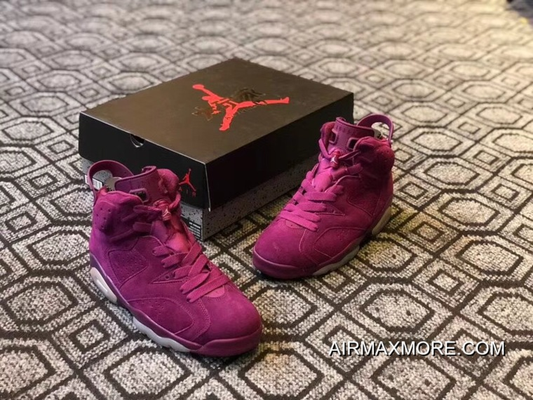 "detailed look 4a34f 51835 Air Jordan 6 ""Bordeaux"" Discount"