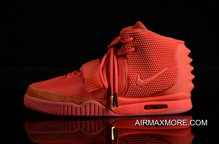 buy popular 64871 9199a New Year Deals Kanye West Nike Air Yeezy 2 Red October SKU 121036-211