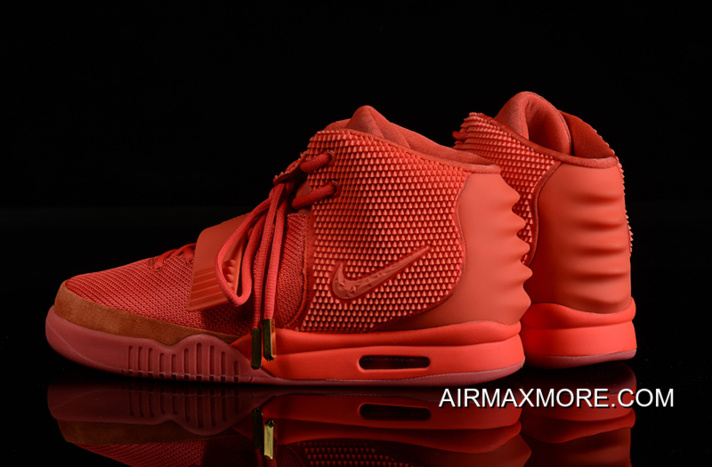 a7b8d5b0dcc3b New Year Deals Kanye West Nike Air Yeezy 2 Red October SKU 121036 ...