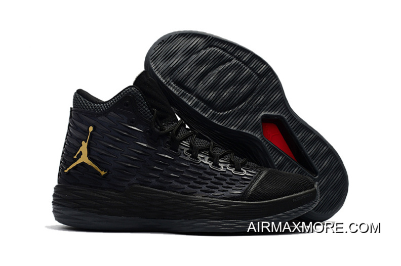 "Best New Jordan Melo M13 ""Black Gold"""